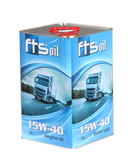 FTS  15-W-40 ENGINE OIL