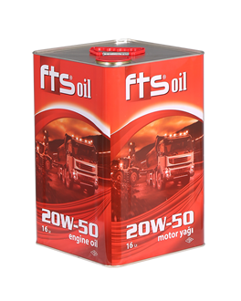 FTS  20-W-50 ENGINE OIL