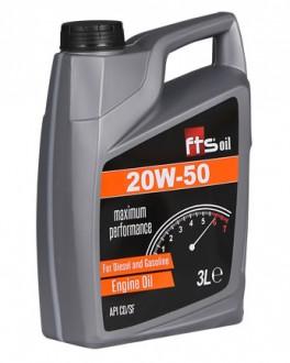 FTS 20W-50