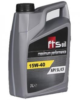 FTS 15W-40