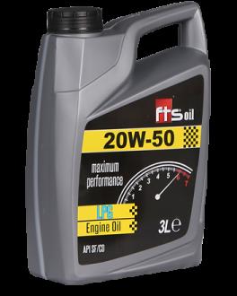 FTS LPG 20W-50